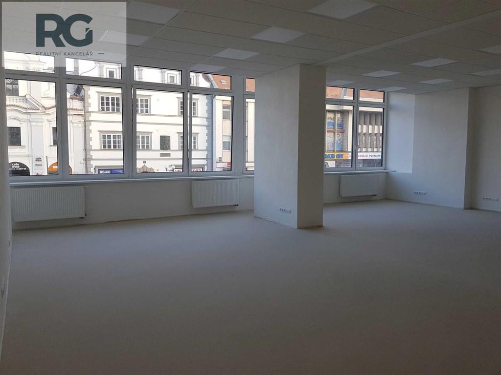 Prodej komerčního prostoru 91 m², Velké náměstí, Písek č.2