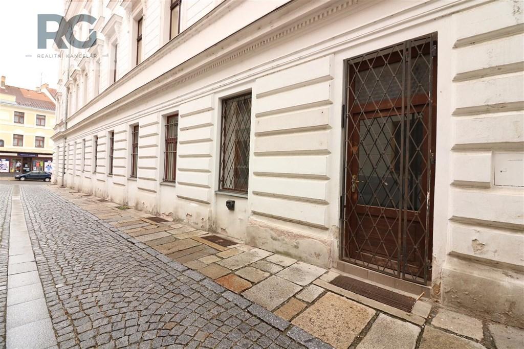Pronájem komerčního prostoru, Soukenická ulice, Písek č.3