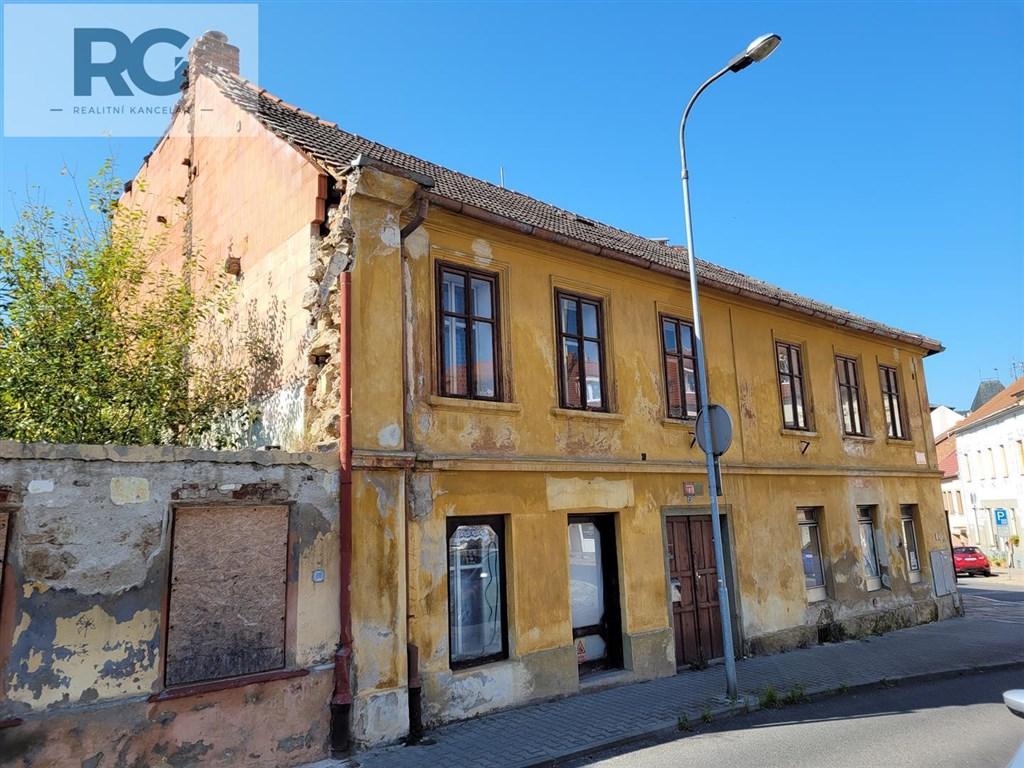Prodej domu, Roháčova, Písek č.2