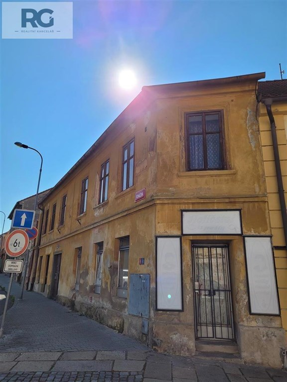 Prodej domu, Roháčova, Písek č.3